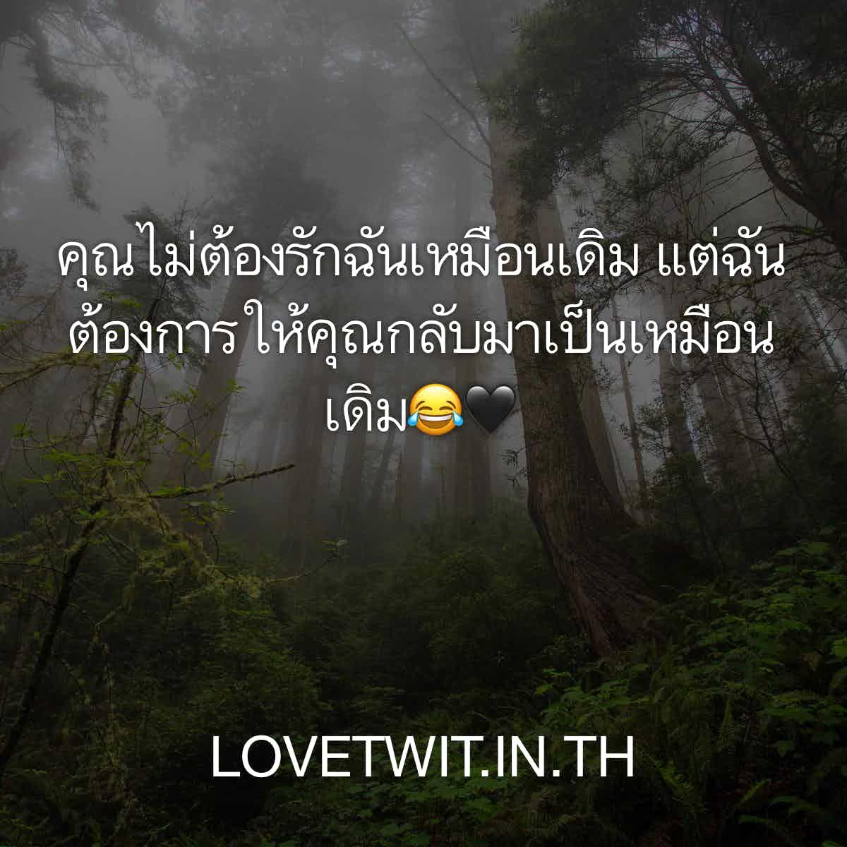 คำคมภาษาอังกฤษแปลไทย แคปชั่นภาษาอังกฤษแปลไทย